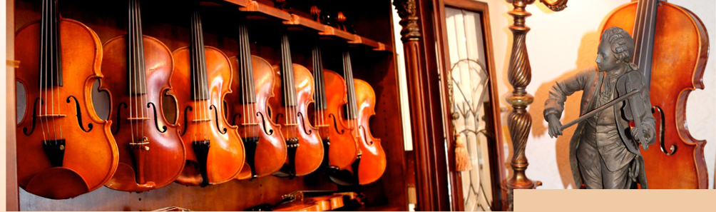 los angeles violin